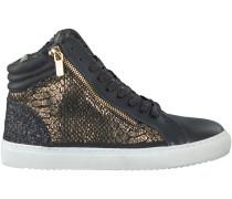 Schwarze Replay Sneaker CLOVERPACK