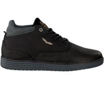 Schwarze PME Sneaker DARREN MID