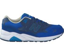 Blaue New Balance Sneaker KL580