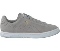 Graue Puma Sneaker COURT STAR SD