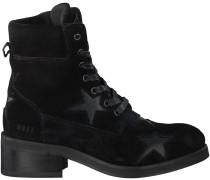 Schwarze Nubikk Stiefel DALIDA STARS