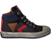 Schwarze Develab Sneaker 41527