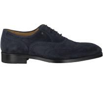 Blaue Van Bommel Business Schuhe 19268