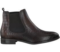 Cognac Omoda Chelsea Boots 995-003