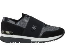 Schwarze Michael Kors Sneaker MK TRAINER