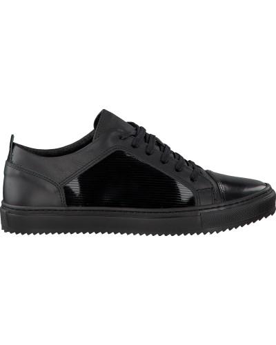 antony morato herren schwarze antony morato sneaker mmfw00478 reduziert. Black Bedroom Furniture Sets. Home Design Ideas