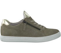Taupe Gabor Sneaker 488