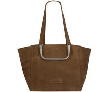 Braune Shabbies Handtasche 212020004