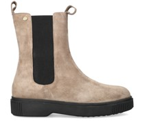 Chelsea Boots 181010105 Taupe Damen
