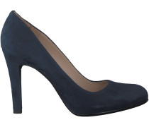 Blaue Unisa Pumps PATTY