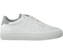 Weisse Esprit Sneaker SANDRINE STARS