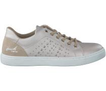 Silberne Bullboxer Sneaker AHM007