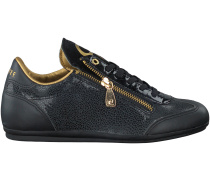 Schwarze Cruyff Classics Sneaker ESCRIBA