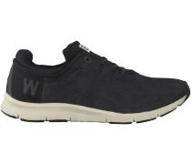 Schwarze G-Star Sneaker GROUNT WMN