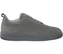 Graue Nubikk Sneaker FLO