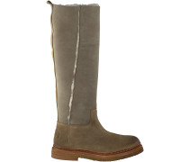 Taupe Shabbies Stiefel 191020006
