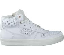 Weiße Kanjers Sneaker 4317