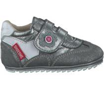 Graue Shoesme Babyschuhe BP6W013