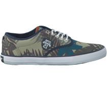 Grüne Mc Gregor Sneaker SKATE