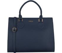 Blaue Supertrash Handtasche ALABAMA
