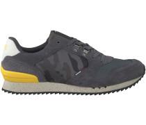 Graue Tommy Hilfiger Sneaker BARTON 3C