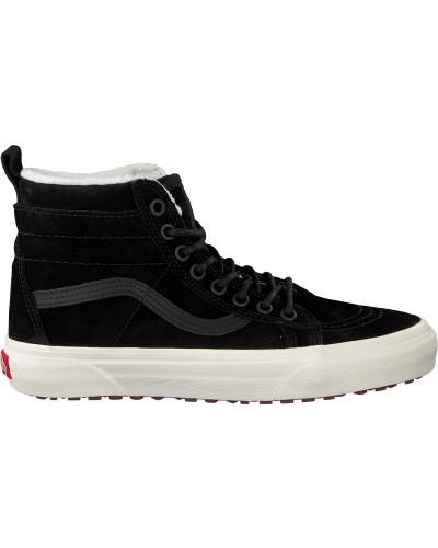 Schwarze Vans Sneaker Sk8 Hi Platform Mte
