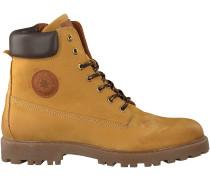 Camelfarbene Develab Ankle Boots 41555
