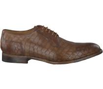Cognac Greve Business Schuhe 2100