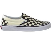 Weiße Vans Slip On CLASSIC SLIP ON DAMEN