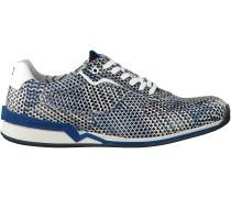 Blaue Floris van Bommel Sneaker 16225