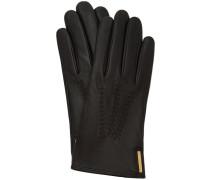 Schwarze Ted Baker Handschuhe HOLLIS