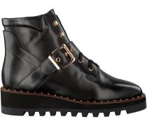 Schwarze Liu Jo Ankle Boots S67187
