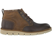 Braune Timberland Boots WESTMORE SHEARLING BOOT