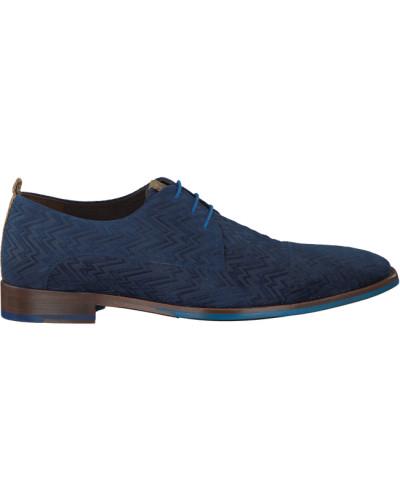 Floris van Bommel Herren Blaue Floris Van Bommel Business Schuhe 18001