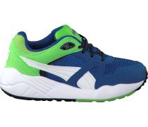 Blaue Puma Sneaker XS 500 JR