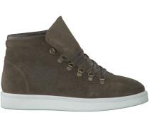 Grüne PS Poelman Sneaker PG4635POE