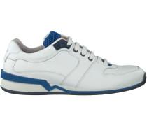 Weiße Floris van Bommel Sneaker 16280