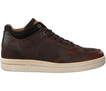 Cognac Brunotti Sneaker PONZO MID