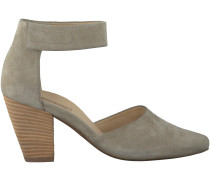Taupe Paul Green Pumps 3323