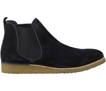 Schwarze Greve Chelsea Boots MS2861