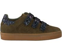 Grüne Vingino Sneaker TORNEO VELCRO