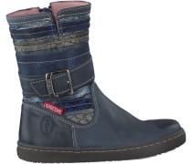 Blaue Shoesme Kurzstiefel UR6W047