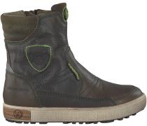 Grüne Vingino Boots SPIKE