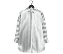 Bluse Slfphoenix Ls Long Shirt W Weiß Damen