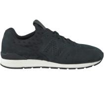 Schwarze New Balance Sneaker MRL996