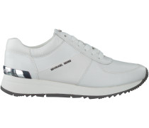 Weiße Michael Kors Sneaker ALLIE TRAINER