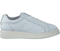 Weiße Bronx Sneaker 65645