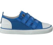 Blaue Yellow Cab Sneaker PISA