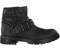 Schwarze Bronx Boots 46928