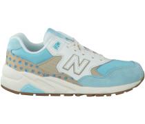 Blaue New Balance Sneaker WRT580